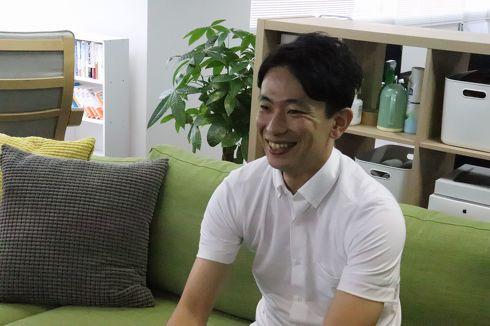 A1A代表取締役の松原脩平氏