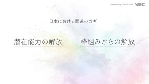 """2つの""""解放"""""""