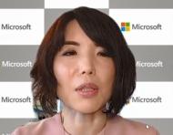 日本マイクロソフトの三上智子氏