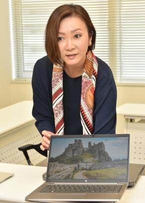 日本HPの島崎さくら氏
