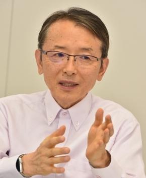 アスクの鈴木信雄氏