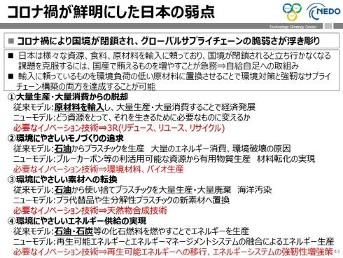 コロナ禍が鮮明にした日本の弱点