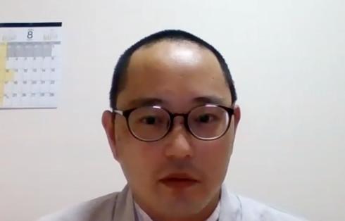 宇田道信氏