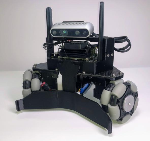 「Kaya」ベースの本格的なAIロボット開発キット