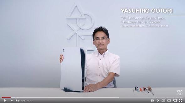 「PlayStation 5」の分解映像をYouTube公式チャンネルで公開