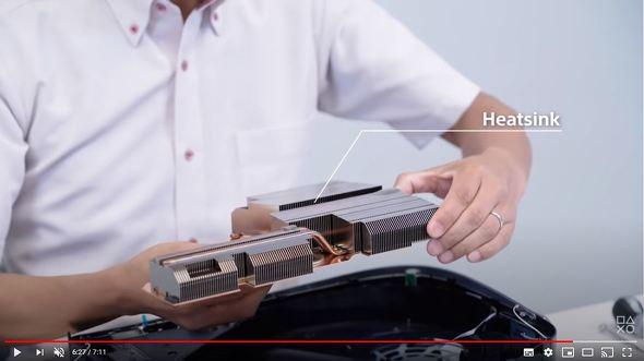 ベイパーチャンバーと同等の放熱性能を実現したヒートシンク