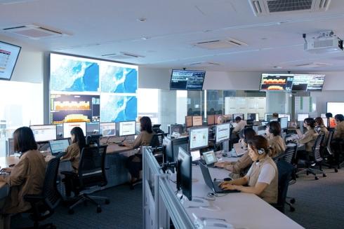 YSQに移転したリモートサポートセンター