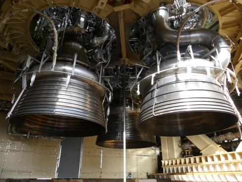 H3ロケットで使われる「LE-9」エンジン