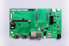 「Compute Module 4 IO Board」の外観