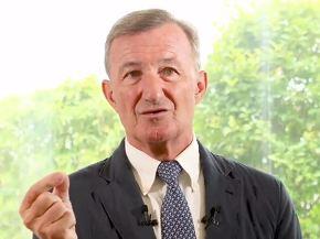 Dassault Systemes 取締役会 副会長 兼 最高経営責任者(CEO)のベルナール・シャーレス氏
