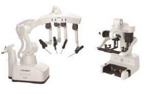 メディカロイドの手術支援ロボット「hinotori」