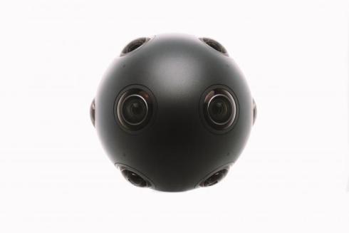 2015年に製品化された「OZO CAMERA」