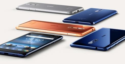 「OZO Audio」を初搭載したスマートフォン「Nokia 8」