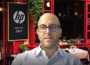 HP 3Dプリンティング事業 アジア・パシフィックの責任者であるアレックス・ルミエール(Alex Lalumiere)氏
