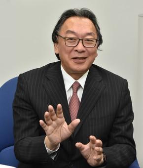 ソリッドワークス・ジャパン 専務執行役員の山崎究氏