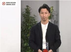 WOTA 代表取締役社長 CEOの前田瑶介氏