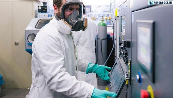 選択的レーザー焼結装置のイメージ