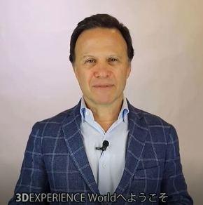 SOLIDWORKS ブランドCEOのジャン・パオロ・バッシ氏