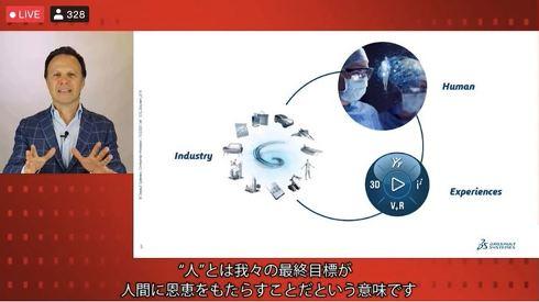 ダッソー・システムズの事業戦略における3つの柱