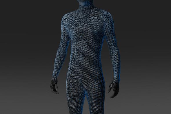 アルゴリズムを大幅に改善し、より精緻な3Dモデル生成が可能に