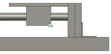 カメラ固定台の動きを確認