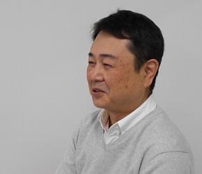 PFU インダストリープロダクト事業部 第一技術部の野田祐司氏