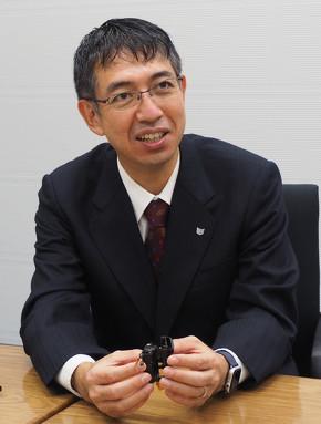 開発を担当したキヤノン イメージコミュニケーション事業本部 ICB開発統括部門 室長の桐原俊氏