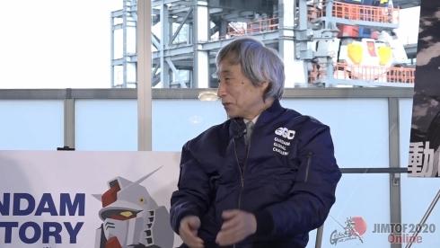 GGCリーダーの橋本周司氏