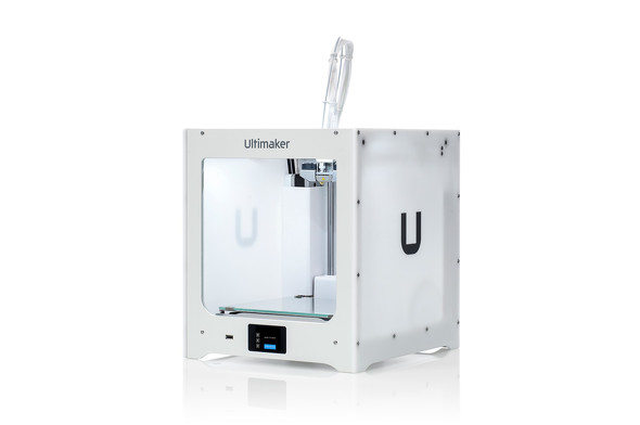3Dプリンタ「Ultimaker 2+ Connect」