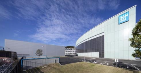 バンダイホビーセンターの外観