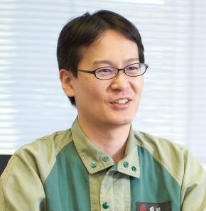 三井化学の前川真太朗氏