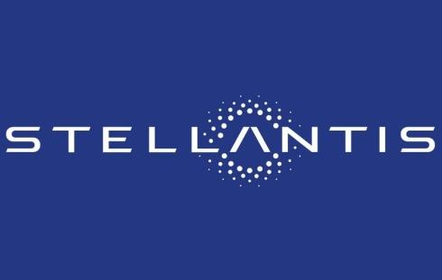 ステランティスの社名ロゴ