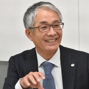 日立製作所の及川充氏