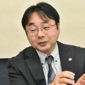 日立製作所の吉村行晴氏