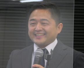 東京ロボティクスの坂本義弘氏