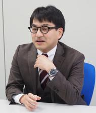製品評価技術基盤機構 広報イノベーション支援課 兼 経営企画課 新規事業開発室 主任の田邊尚輝氏