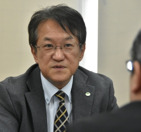 日立製作所の櫻田勇夫氏