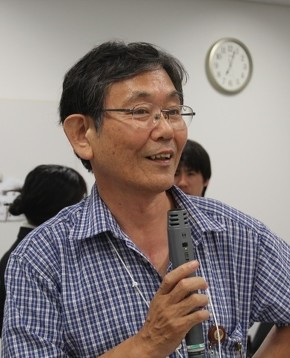 SifoenのProject代表である加藤博二氏