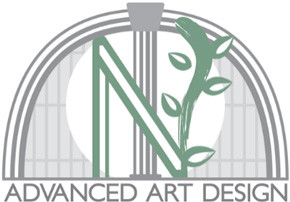 先端アートデザイン社会連携研究部門ロゴマー