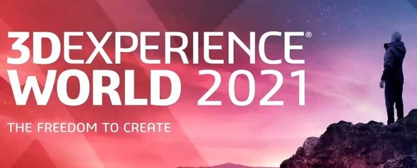 オンラインでの開催となった「3DEXPERIENCE WORLD 2021」