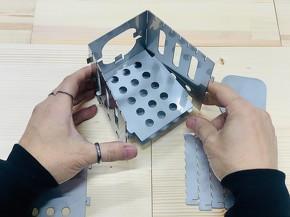 工具なしで組み立て/分解可能(1)