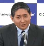 クラリベイト・アナリティクス・ジャパンの小島崇嗣氏