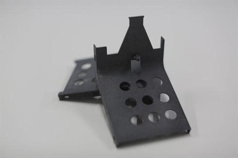 3Dプリンタで製造した「R32型スカイラインGT-R」のハーネス用プロテクター(樹脂部品)