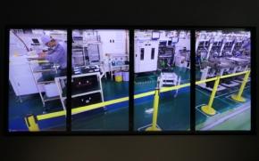 大みか事業所内の360度映像