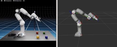 精細なレンダリング画像や物理シミュレーションを特徴とするシミュレーターが利用可能