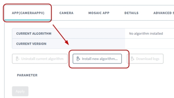 「S+ Camera Basic」のトライアル機能の利用イメージ