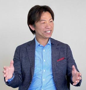 HPCシステムズ 取締役 CTO事業部 営業統括部長の新井一善氏