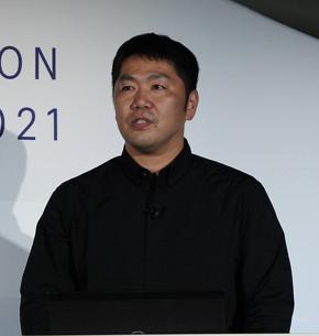 アシックススポーツ工学研究所 フューチャークリエーション部の谷口憲彦氏