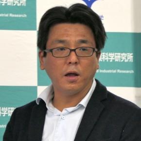 大阪大学 産業科学研究所の能木雅也氏