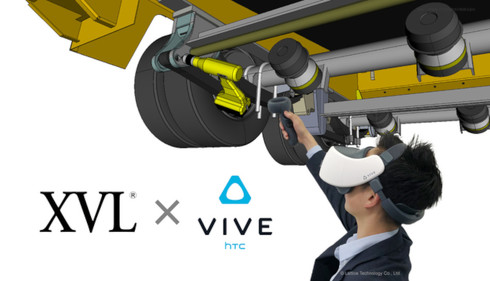 製造領域におけるVR検証で協業を開始するHTC NIPPONとラティス・テクノロジー
